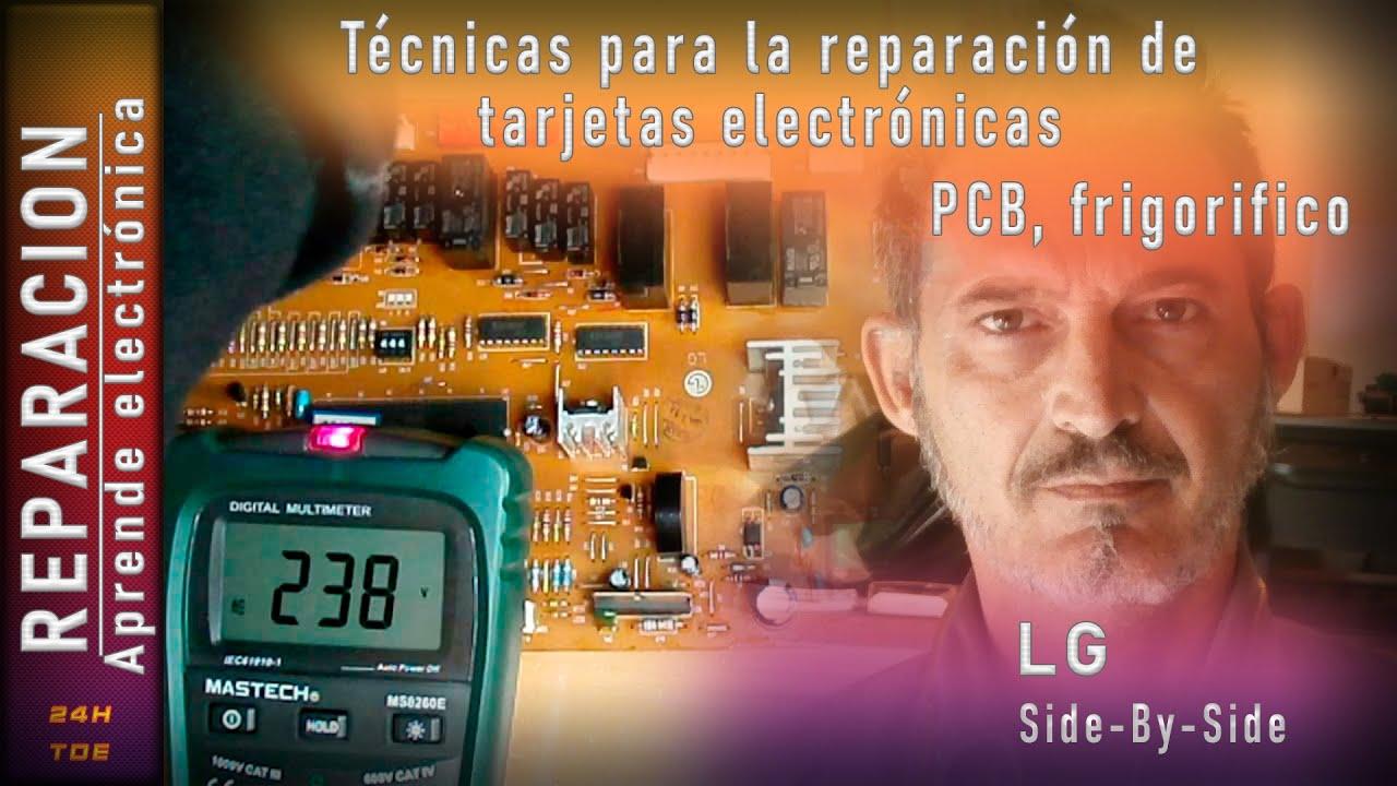 Tecnicas para reparacion de tarjetas electronicas viyoutube - Reparacion de placas electronicas ...