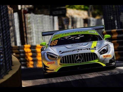 FIA GT World Cup Qualifying Macau 2017
