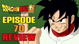 Dragon Ball Super Episode 70 REVIEW | GO YAMCHA!