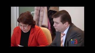 Заседание депутатской комиссии по вопросам образования Черноморского горсовета