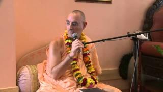 2010.07.01. Seminar by H.H. Bhaktividya Purna Swami - Riga, LATVIA