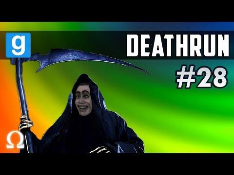 MAKING CRASH BANDICOOT PROUD! | Death Run #28 Garry's Mod Funny Moments