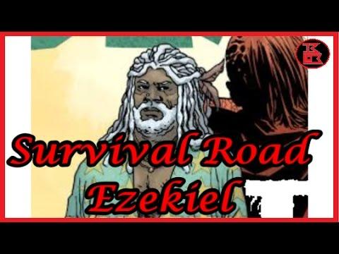 "The Walking Dead: Road to Survival -  Supply Depot: Epic ""Survival Road"" Ezekiel (Survival Markers)"
