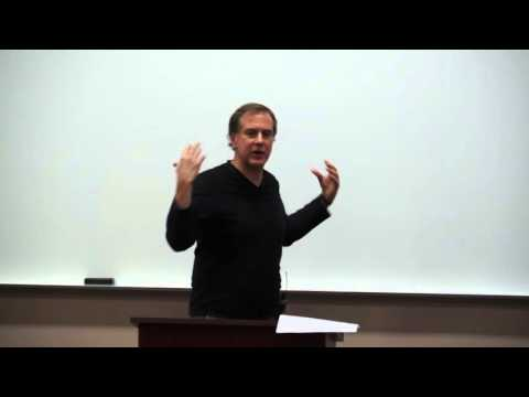 """""""Philosophy as a Way of Knowing"""" with Professor David Sherman"""