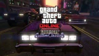 Grand Theft Auto V Online -  LOWRIDER WEBCLIP PC UK 1920x1080 HQ - english