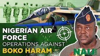 Nigerian Air Force operations against Boko Haram