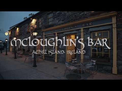 A Proper Pint: McLoughlin's Bar - Achill Island, Ireland