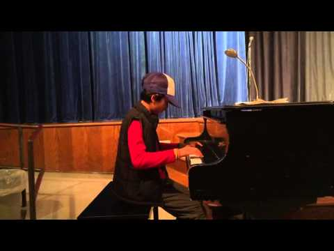 Gravity Falls Theme Song on Piano! &25hf4hs