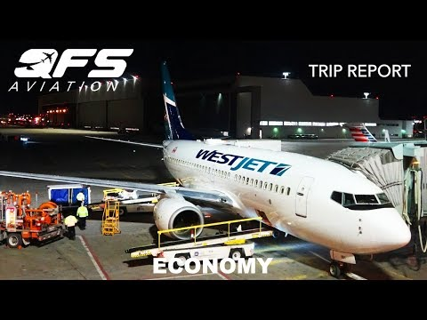 TRIP REPORT | WestJet - 737 700 - Toronto (YYZ) to New York (LGA) | Economy