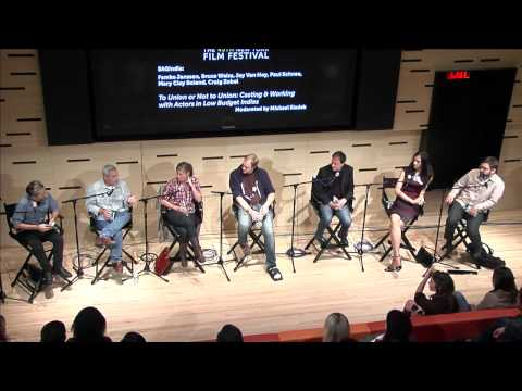NYFF Forum: To Union or Not to Union