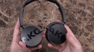 AKG Y50BT Bluetooth Headphones: How Good Are They?