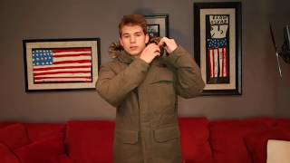 North Face McMurdo Parka III vs Gotham Jacket III Comparison
