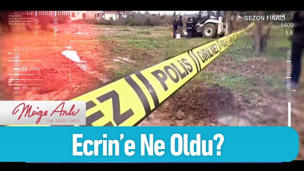 Ecrin'e ne oldu? - Müge Anlı ile Tatlı Sert 21 Haziran 2019