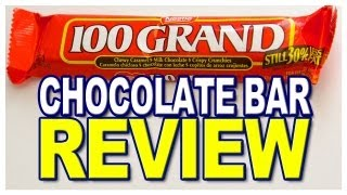 100 Grand Candy Bar Review
