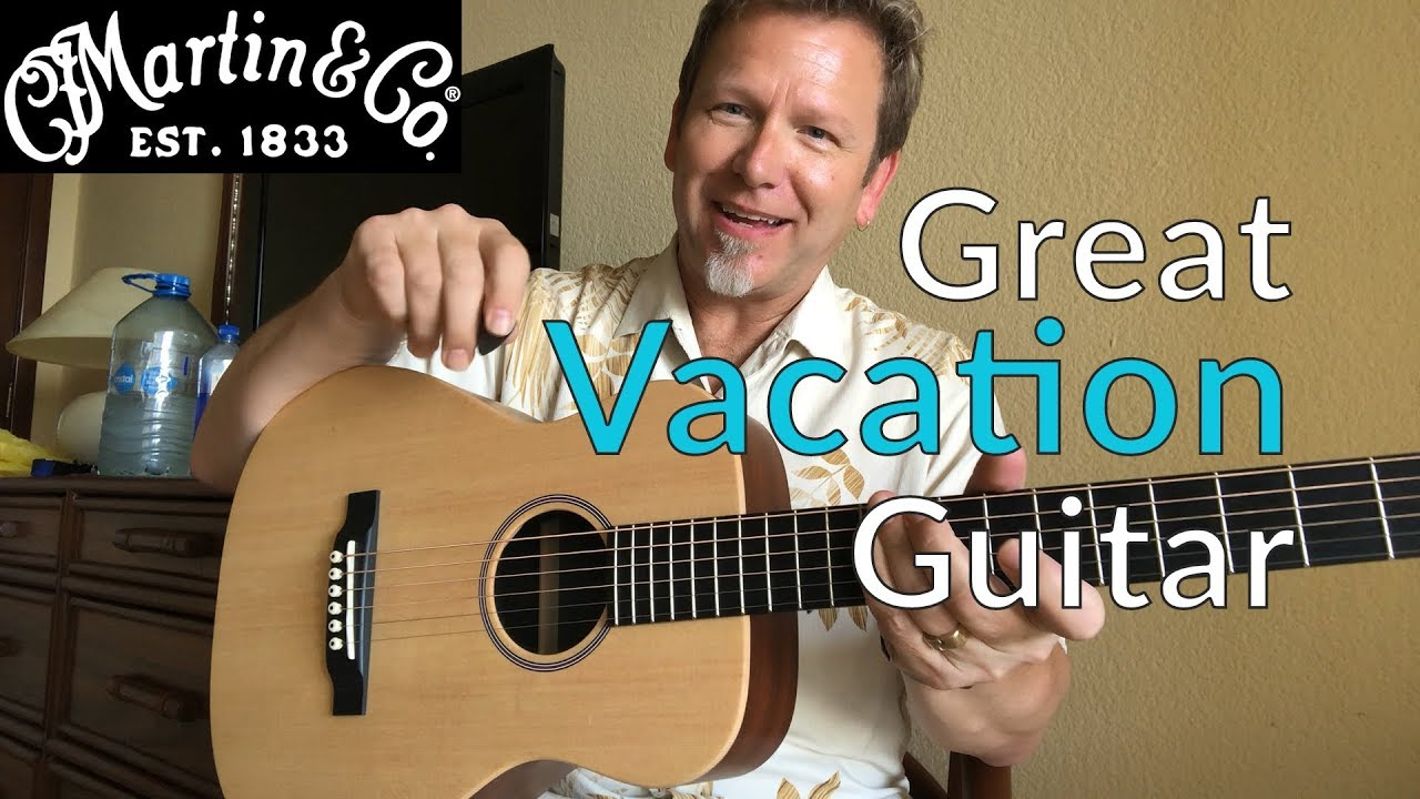 martin travel guitar lx1e with fishman sonitone pickup demo review guitar discoveries. Black Bedroom Furniture Sets. Home Design Ideas