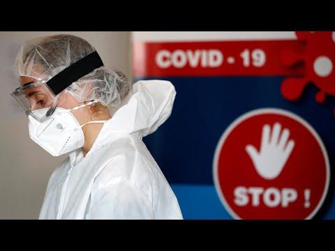 Covid-19 : à l'hôpital de Toulouse,