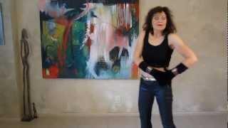 On The Radio/ (You Make Me Feel Like) A Natural Woman dance