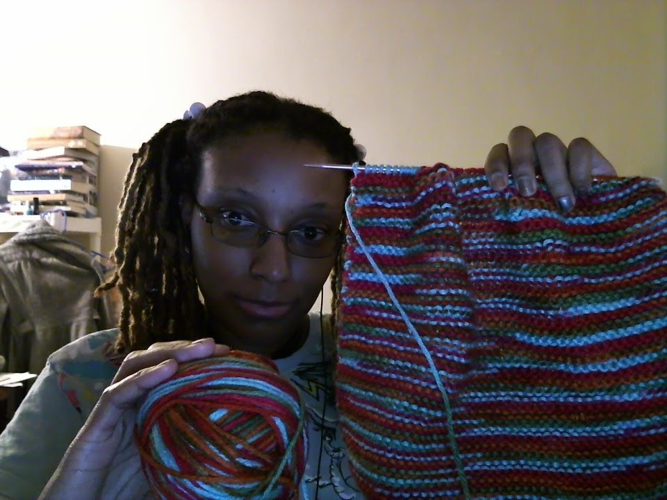 Vlog Redheart With Love Yarn Color Fruit Punch