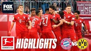FC Bayern Munchen 5 - 0 Borussia Dortmund