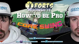 [Tutorial] How to be¢ome PRO - Vanilla Core Swing - Forts RTS - Tutorial Gameplay