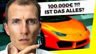 100000€ Gehalt als Ingenieur? Ist das etwa schon alles?