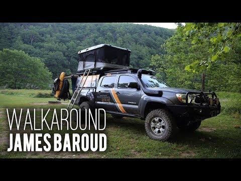 S4X2: James Baroud. Walkaround.