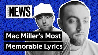 Mac Miller's Most Memorable Lyrics | Genius News
