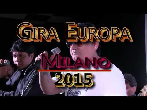 CHACALON JR   CONCIERTO COMPLETO MILANO   ITALIA 2015