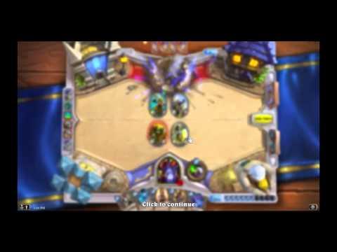 Hearthstone arena - The Grand Tournament Warlock #1 (MEDICINAL PURPOSES)