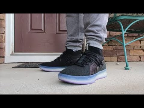 3573f3d260c6 Puma Clyde Court Ignite Basketball Sneaker Detailed Review On Feet  Puma   SneakerHead  Puma