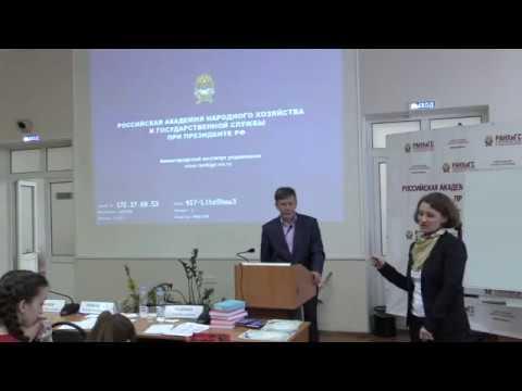 Рекомендации по оформлению и презентации проектов от Анны Руденко
