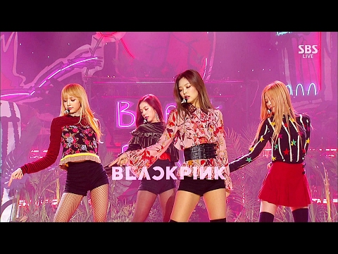 BLACKPINK – 불장난 (PLAYING WITH FIRE) 교차편집