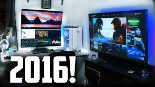 My 2016 ULTIMATE Gaming Setup/Room Tour
