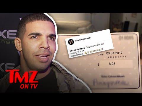 Drake Is Still Making Money Off 'Degrassi' | TMZ TV
