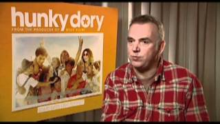 Hunky Dory Interview - Marc Evans
