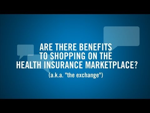 Benefits of the Health Insurance Marketplace