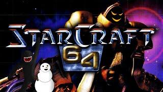 Retro Gaming - Starcraft 64 (1998)
