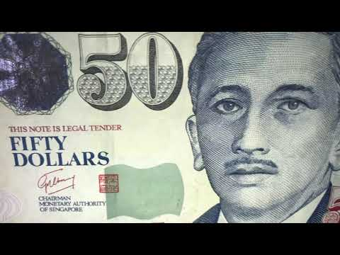 All Singapore Paper Money Notes Review