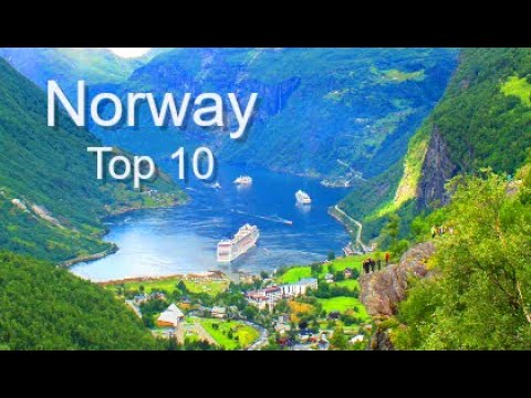 Norway Top Ten Things To Do