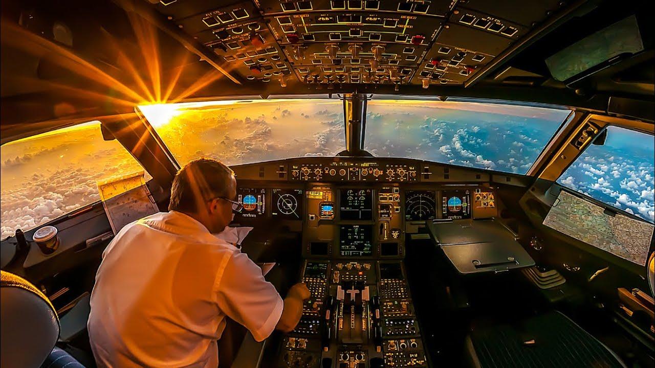 фото земли из кабины самолета мебель