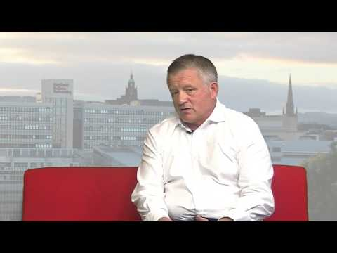 Sheffield Live TV Chris Wilder #sufc 25.5.17 Part 1