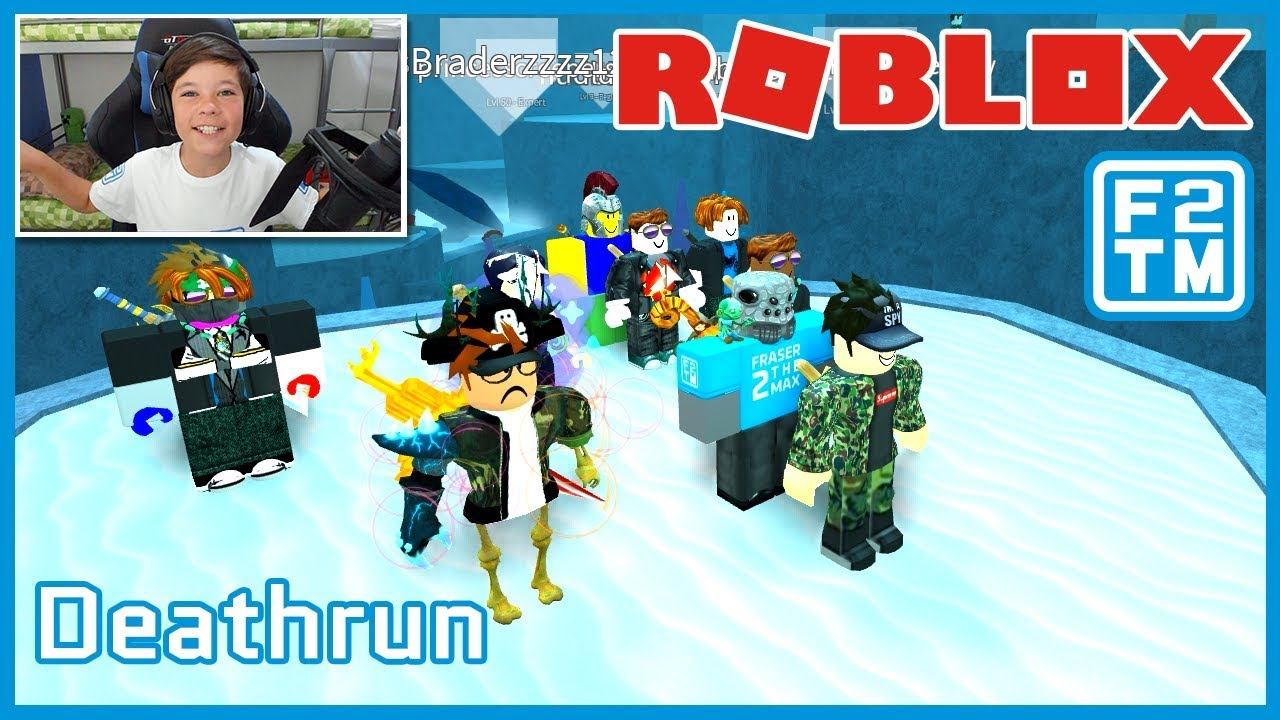 how to play roblox deathrun
