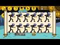 Top tactics - Golden Archer New Warriors 💪 Stick war legacy Huge upgrade