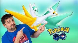 ¡NUEVO EVENTO con LATIOS y LATIAS SHINY en Pokémon GO! [Keibron]