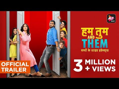 Hum Tum and Them | Official Trailer | Shweta Tiwari | Akshay Oberoi | Ekta Kapoor | ALTBalaji