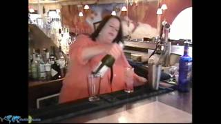 Skyy Vodka-holly Gave Ginger The Finger By Samantha Dickerson Of Cowboy Ciao In Scottsdale Az