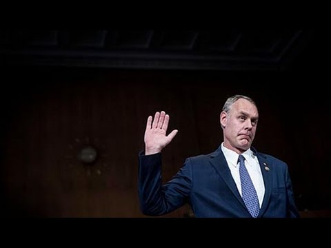 Interior Secretary Nominee Zinke Supports Fracking and Drilling on Public Lands