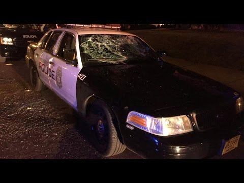 Violent protests leave Milwaukee residents tense