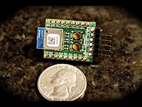 Bluetooth Low Energy - Getting Started,  Blink an LED!