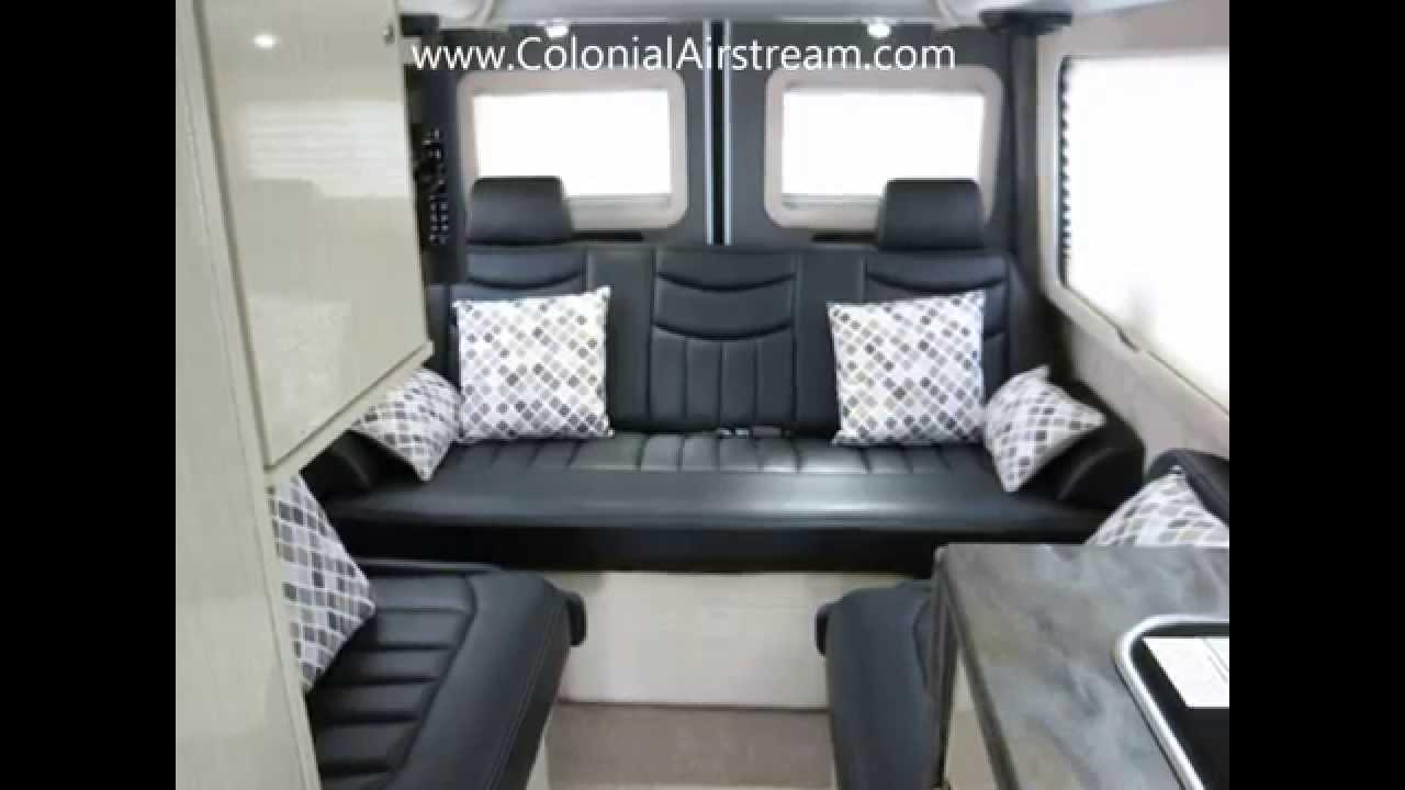Dodge Sprinter Rv >> Mercedes Sprinter RV Conversion Limo Style - Airstream ...